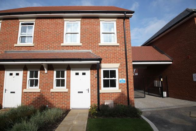 Thumbnail End terrace house to rent in Haden Square, Reading, Berkshire