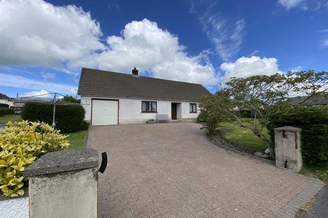 Thumbnail Detached bungalow for sale in Bro Deirian, Efailwen, Clynderwen