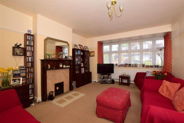 Semi-detached house for sale in Queenswood Avenue, Wallington, Surrey