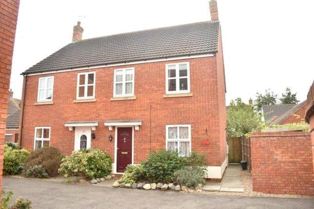 Thumbnail Semi-detached house for sale in Laurel Avenue, Walton Cardiff, Tewkesbury, Gloucestershire