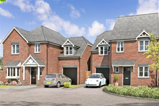 Thumbnail Detached house for sale in Weald Place, Worthing, West Sussex
