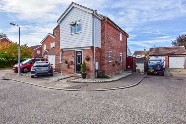 Thumbnail Detached house for sale in Woodstock, West Mersea, Colchester, Essex