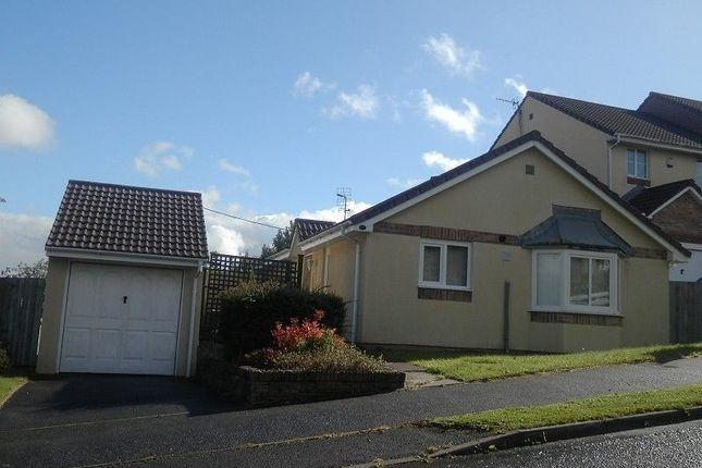 Thumbnail Bungalow to rent in Heol Hafdy, Llansamlet, Swansea