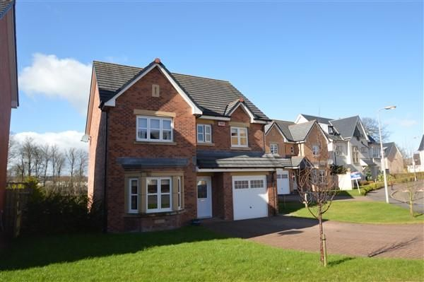 Thumbnail Property for sale in Lapwing Avenue, Lenzie, Glasgow