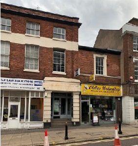Office to let in Darlington Street, Wolverhampton