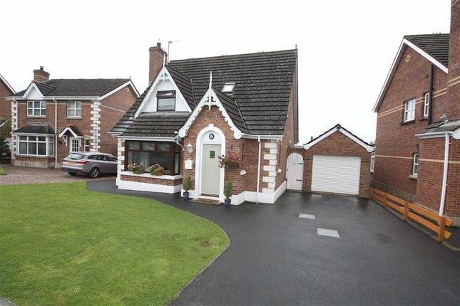 Thumbnail Detached bungalow for sale in Whitethorn Grove, Kinallen, Down
