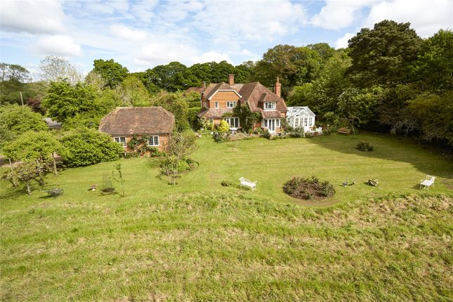5 bed detached house for sale in Wrotham Hill, Dunsfold, Godalming, Surrey