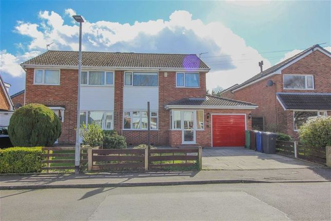 Thumbnail Semi-detached house to rent in Warwick Road, Manchester
