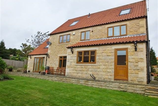 Thumbnail Detached house for sale in Stoney Bank House, Memory Lane, North Anston
