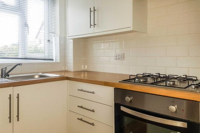 1 bed terraced house to rent in Lindisfarne Close, Eynesbury, St. Neots