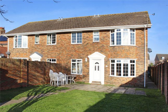 Thumbnail Detached house for sale in Cornfield Close, Wick, Littlehampton