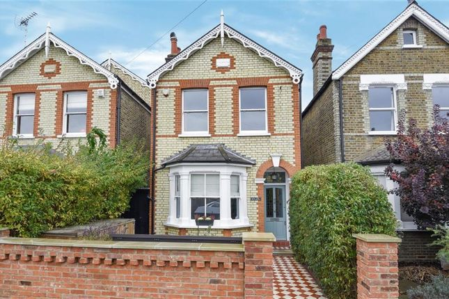 Thumbnail Detached house for sale in St. Albans Road, Kingston Upon Thames