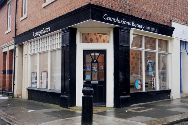 Retail premises for sale in Complexions Beauty, 13 Ashburton Road, Gosforth