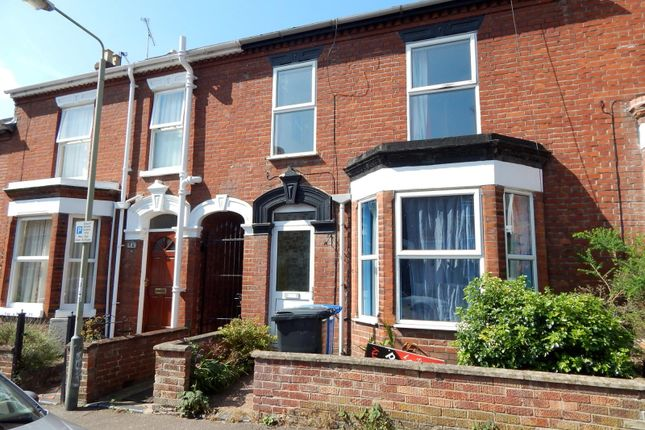 Thumbnail Property to rent in Lincoln Street, Norwich