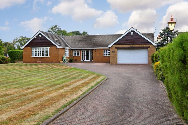 Thumbnail Detached bungalow for sale in Newstead Lane, Nr. Nostell, Pontefract