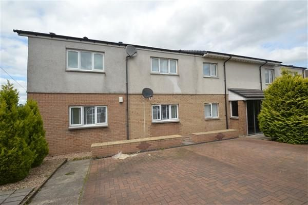 Thumbnail Flat for sale in Woodneuk Road, Gartcosh, Glasgow