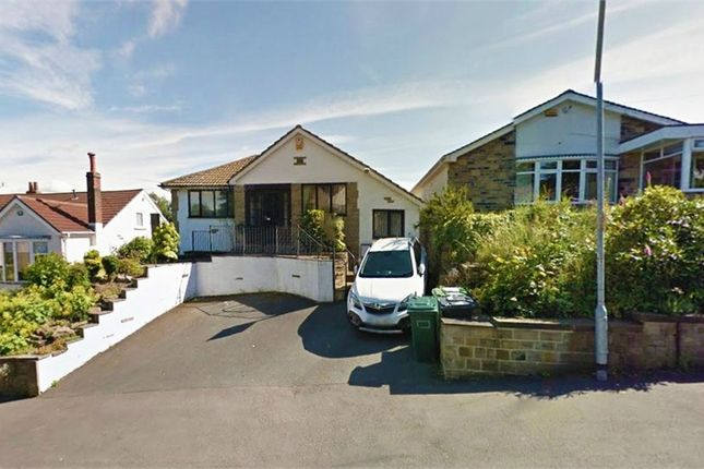 Thumbnail Detached bungalow for sale in Netheroyd Hill Road, Huddersfield, West Yorkshire