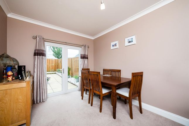 3 bed terraced house for sale in Eden Square, Tibbermore, Perth