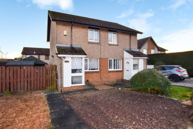 Thumbnail Semi-detached house for sale in Peebles Drive, Baldovie, Broughty Ferry, Dundee