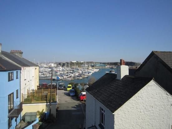 Thumbnail Town house to rent in Boringdon Road, Turnchapel, Plymouth