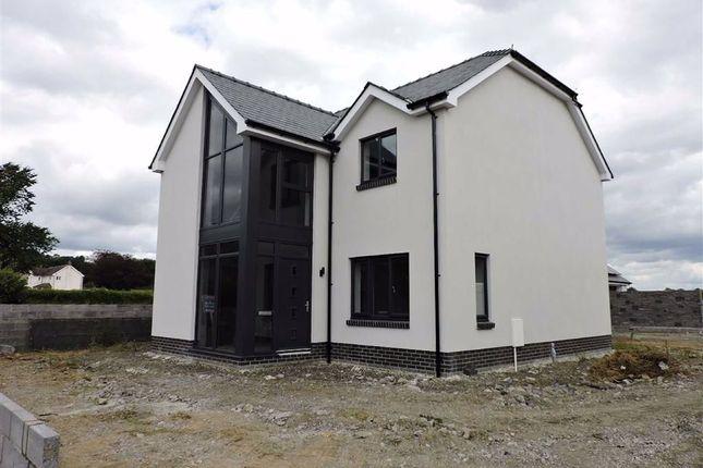 Thumbnail Detached house for sale in Station Road, Nantgaredig, Carmarthen
