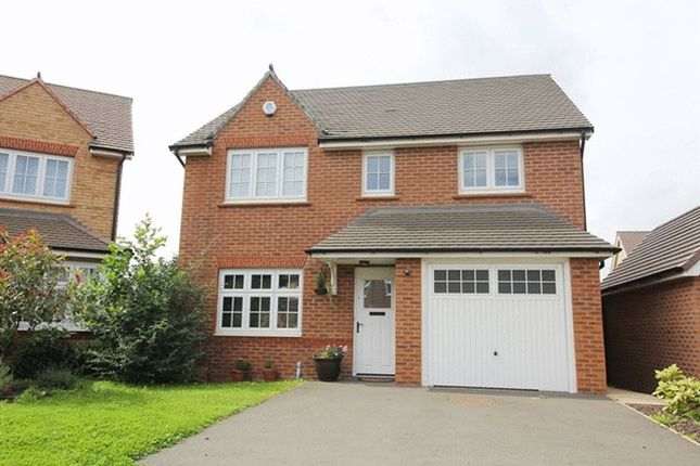 Thumbnail Detached house for sale in Kings Lynn Drive, Cressington Heath, Liverpool