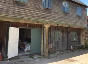 Light industrial to let in Flax Drayton Farm, Nr South Petherton
