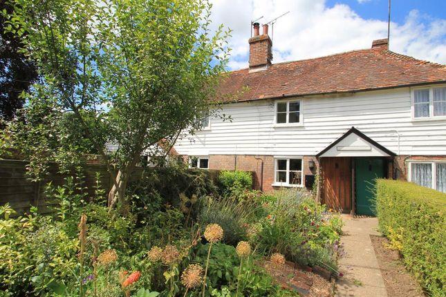 Thumbnail Semi-detached house to rent in Cross Cottages, Bodiam Road, Sandhurst, Kent