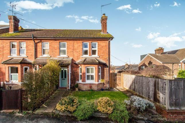 Thumbnail Semi-detached house for sale in Judd Road, Tonbridge, Kent, .