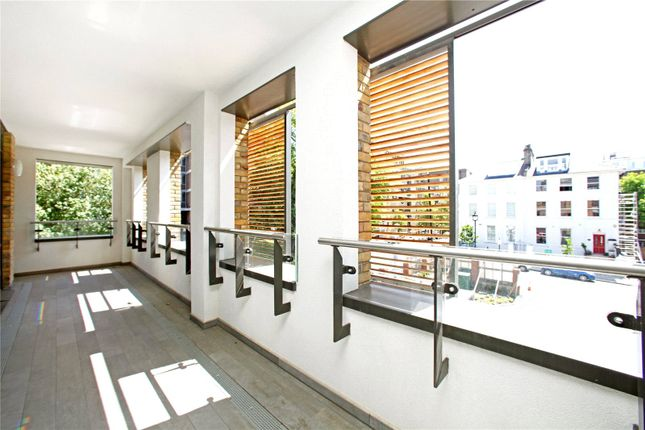 Balcony of Cecil Grove, St Johns Wood NW8