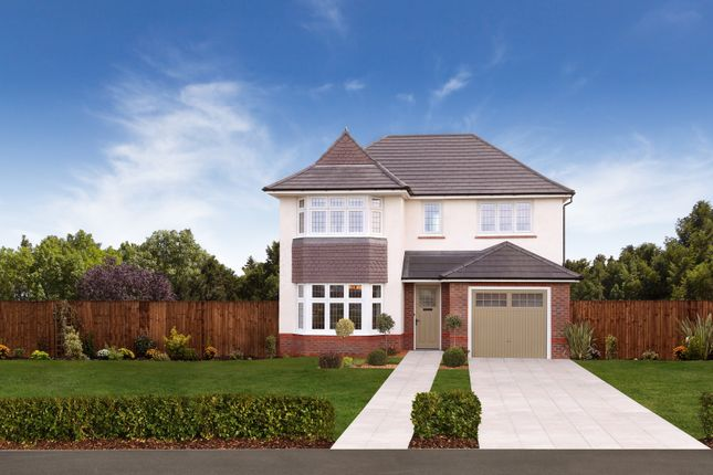 Thumbnail Detached house for sale in New Odiham Road, Alton, Hampshire