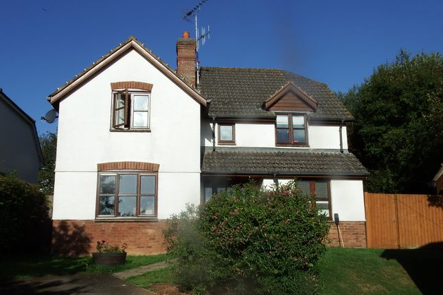 Thumbnail Detached house to rent in Thornes Meadow, Duncideock