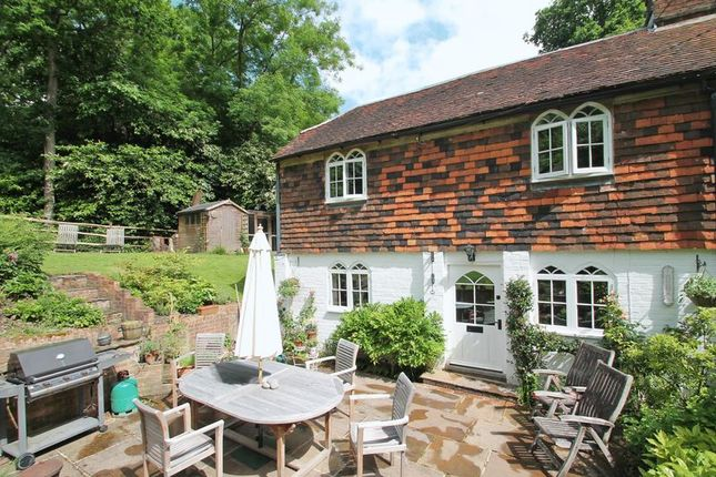 Thumbnail Property for sale in Pearsons Green Road, Brenchley, Tonbridge