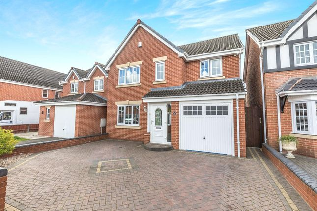 Thumbnail Detached house for sale in Alwin Road, Rowley Regis