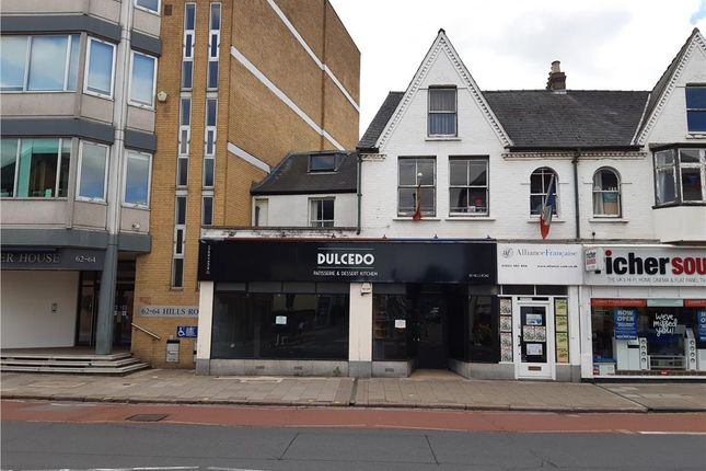 Thumbnail Retail premises to let in 60 Hills Road, Cambridge