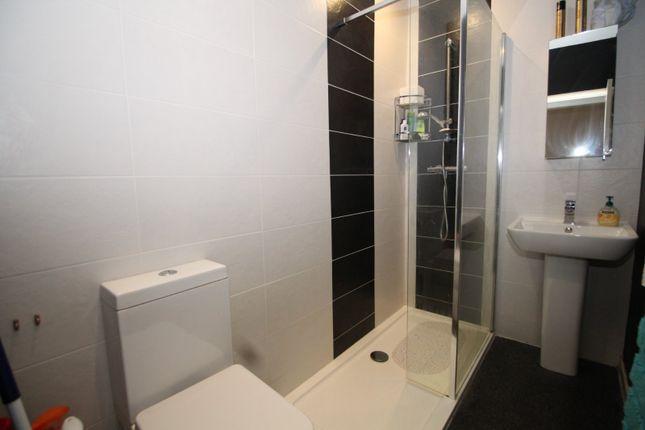 Shower Room of Abbott Street, Marsh, Huddersfield, West Yorkshire HD1