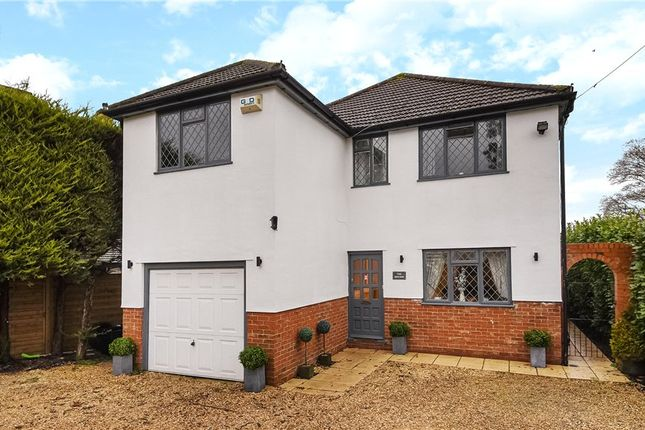 Thumbnail Detached house for sale in Bath Road, Sonning, Reading