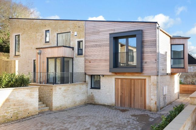 Thumbnail Detached house for sale in Box Road, Bathford, Nr. Bath
