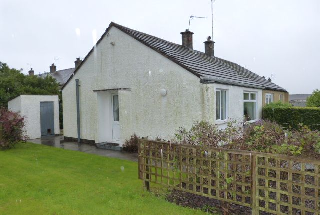 Thumbnail Semi-detached bungalow to rent in Moorgarth, Swarthmoor, Ulverston