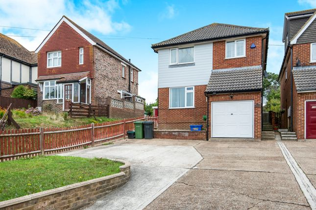 Thumbnail Detached house for sale in Wakehams Close, Ninfield Road, Bexhill-On-Sea