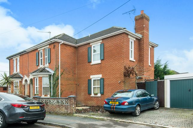 Thumbnail Semi-detached house for sale in Bagber Road, Totton, Southampton