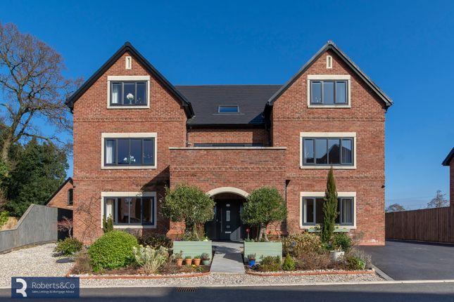 Thumbnail Detached house for sale in Meadowcroft Gardens, Whitestake, Preston