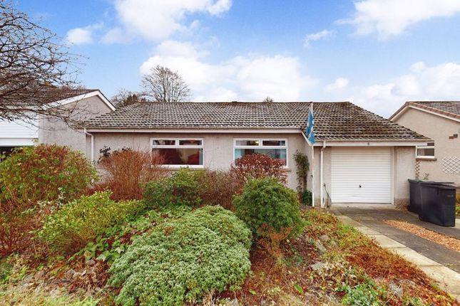 Thumbnail Detached bungalow for sale in Dukehaugh, Peebles