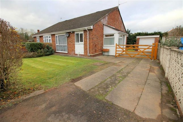 Thumbnail Bungalow for sale in Wonastow Close, Monmouth