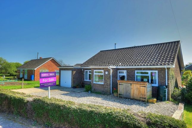 Thumbnail Detached bungalow for sale in Sneath Road, Great Moulton, Norwich