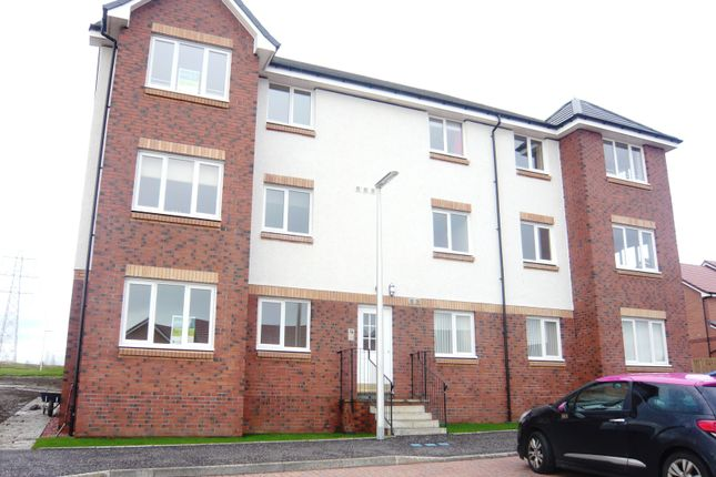 Thumbnail Flat to rent in Duthac Court, Dunfermline
