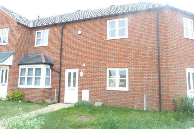 Thumbnail Town house to rent in The Leys, Keyingham