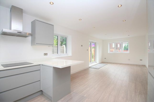 Thumbnail Detached house for sale in Warwick Crescent, Borstal, Rochester