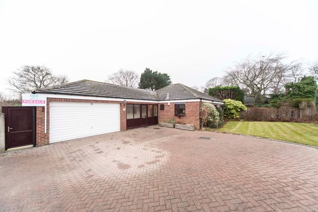 Thumbnail Bungalow for sale in Northbrook Court, Hartlepool