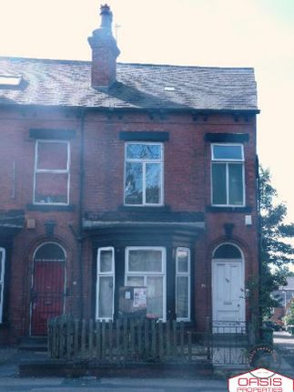 Thumbnail Terraced house to rent in Victoria Road, Hyde Park
